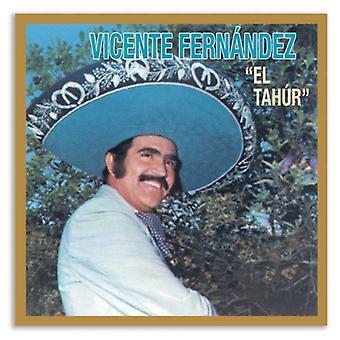 Vicente Fernandez - El Tahur [CD] USA import