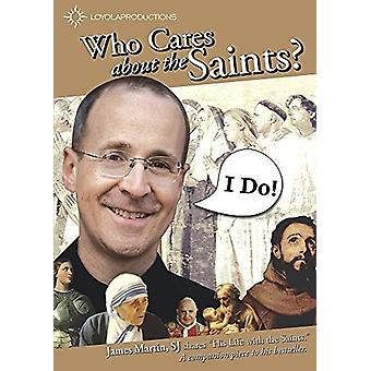 Who Cares About the Saints [DVD] USA import