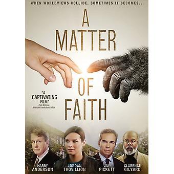 Spørgsmål om tro [DVD] USA import