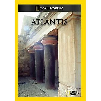 Atlantis [DVD] USA import