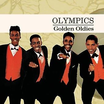 Olympics - Golden Oldies [CD] USA import