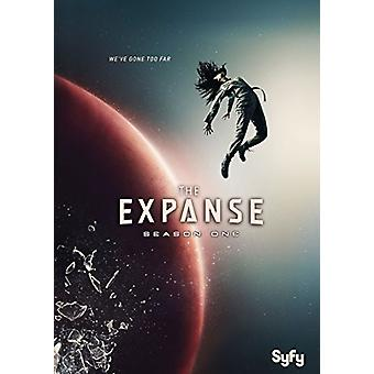 Expanse: Season One [DVD] USA import