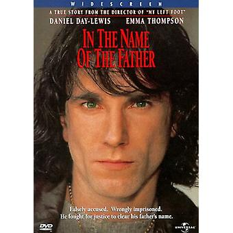 In the Name of the Father [DVD] USA import