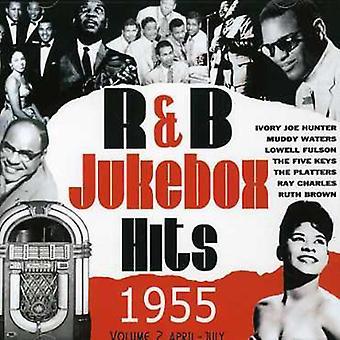 R&B 1955 Jukebox - Vol. 2-R&B 1955 Jukebox [CD] USA import