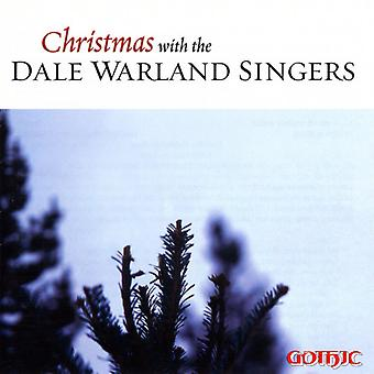 Dale Warland Singers - jul med Dale Warland Singers [CD] USA importen