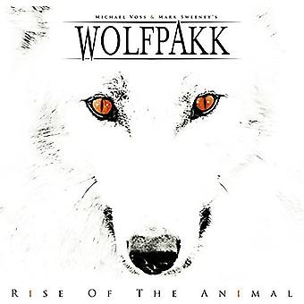 Wolfpakk - Rise of the Animal [CD] USA import