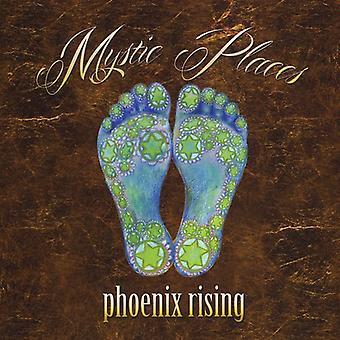 Phoenix Rising - mystieke plaatsen [CD] USA import