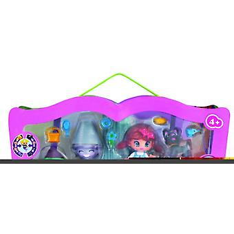 Pinypon Set Mago De Oz (Toys , Dolls And Accesories , Miniature Toys , Mini Figures)