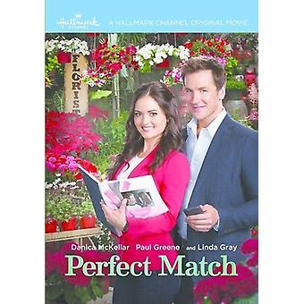 Perfekt Match [DVD] USA importerer