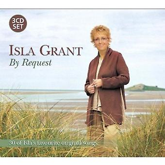 Isla Grant - begära [CD] USA import