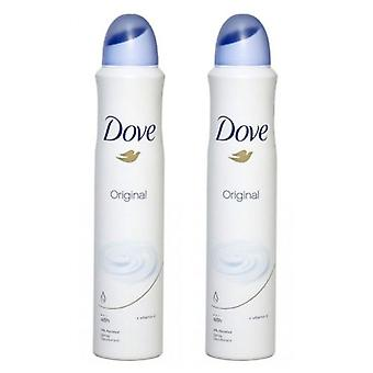Dove Double antiperspirant deodorant 200 ml