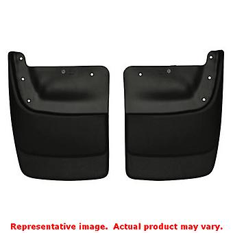 Husky Liners 57341 Black Custom Molded Mud Guards   FITS:GMC 2002 - 2009 ENVOY