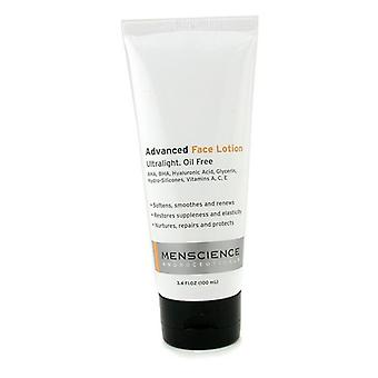 Menscience Advanced Face Lotion - 100ml/3.4oz