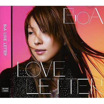 Boa - Love Letter [CD] USA import