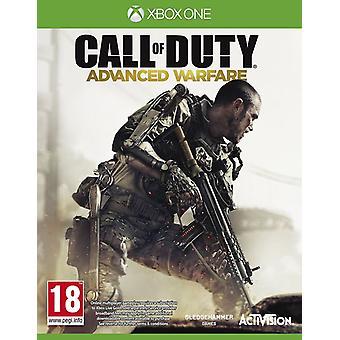 Call of Duty avanceret krigsførelse Xbox en videospil