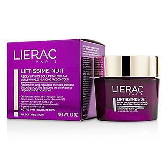 Lierac Liftissime Nuit redensifiant modelage crème de nuit - 50ml/1. 7 oz