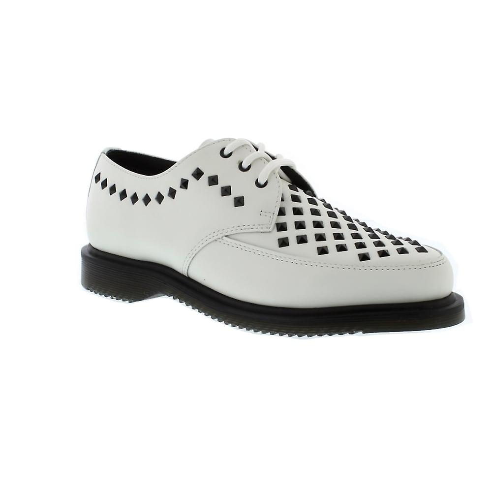 Dr Martens Willis - White Smooth (Leather) Womens Shoes