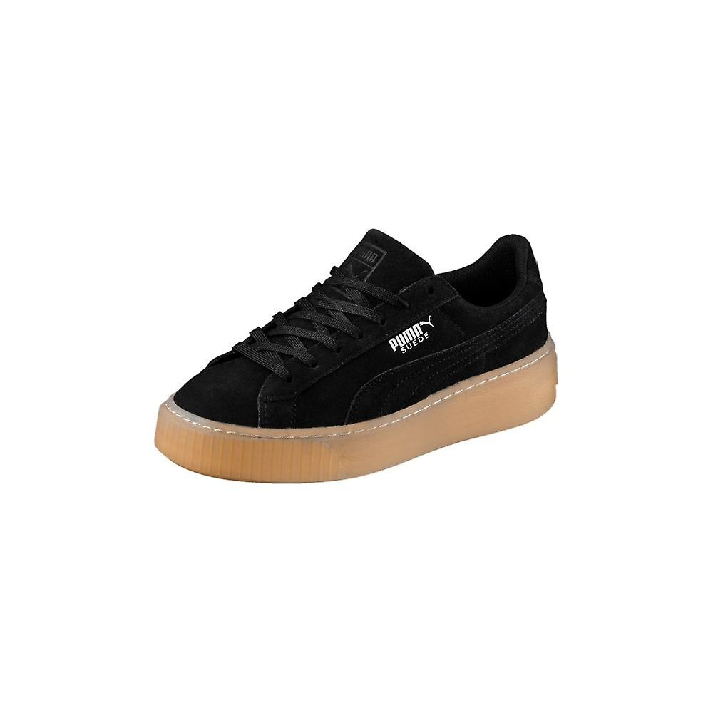 Puma Suede Platform 36513103 universal all year kids shoes