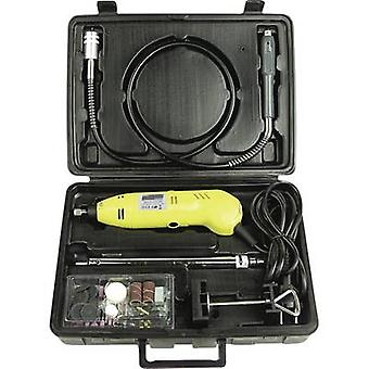 Multifunction tool incl. accessories, incl. case 81-piece 130 W