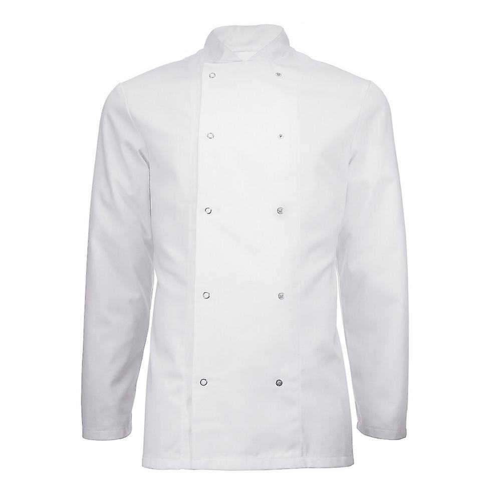 Alexandra Adults Unisex Long Sleeve Chefs Jacket