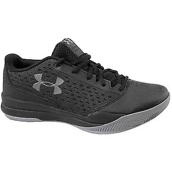 Under Armour Jet Low 3020254-002 Mens basketball shoes
