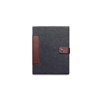 Covert Cavalry Apple iPad Case (Charcoal/Brown)