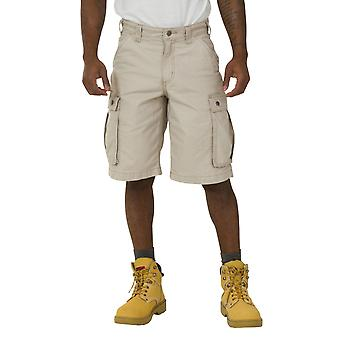 Carhartt Rugged Cargo Shorts - Beige Work Shorts 100277 232 mens workwear