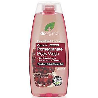Dr. Organic Organic Pomegranate Bath Gel