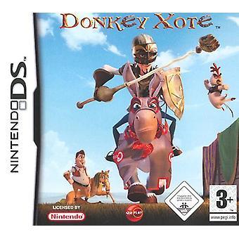Esel verstanden (Nintendo DS)