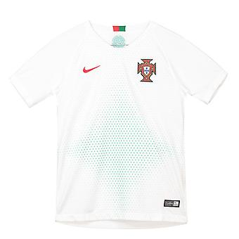 2018-2019 Portugal Away Nike Football Shirt (Kids)