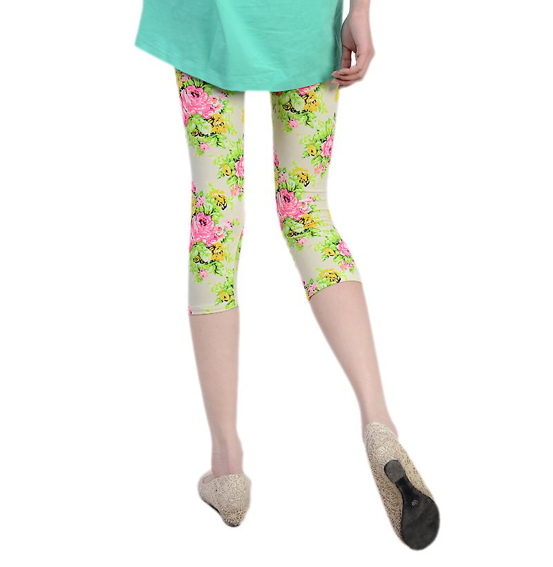 Waooh - Fashion - Legging Flower