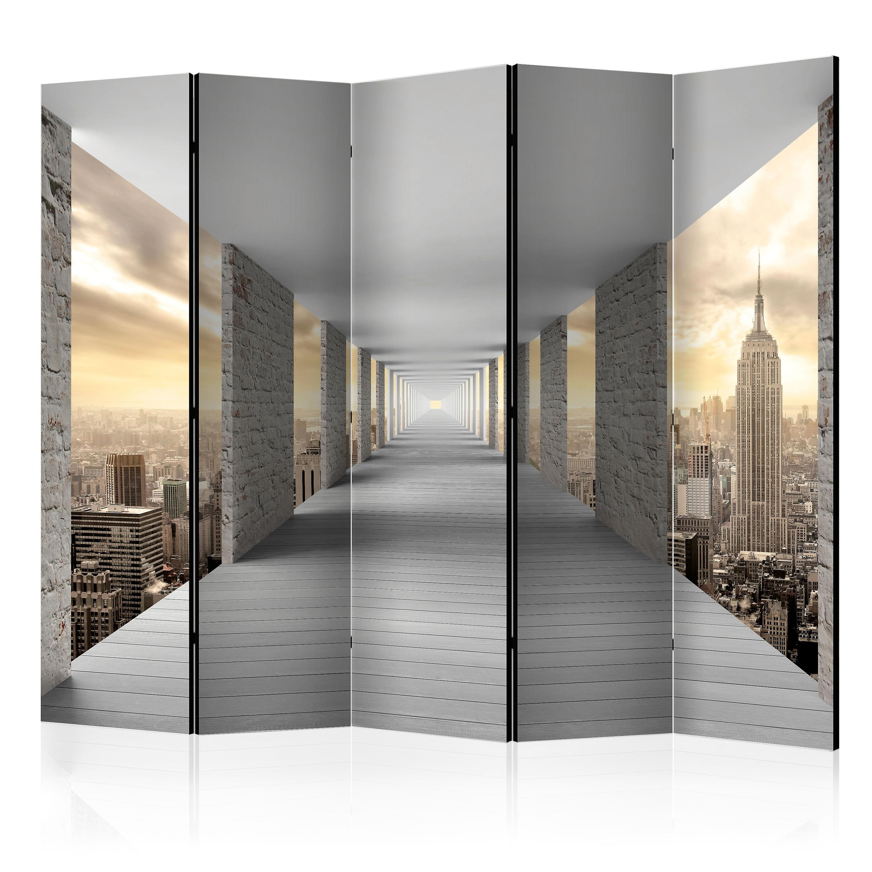 Paravent 5 volets - Skyward Corridor II [Room Dividers]