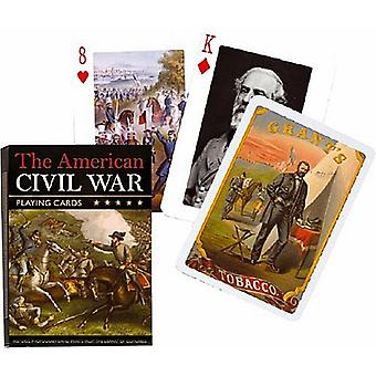 The America Civil War Playing Card Game