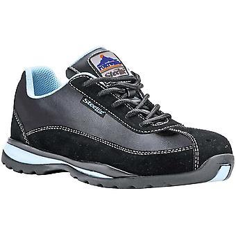 تو ستيليتي بورتويست توج السيدات وزن خفيف سلامة عمل مدرب الأحذية الحذاء