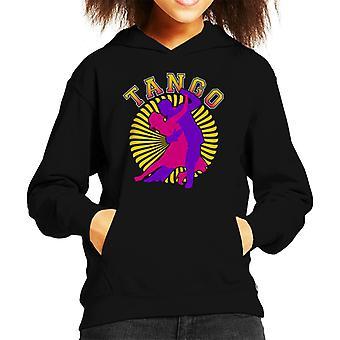 Strictly Come Dancing Tango Kid's Hooded Sweatshirt