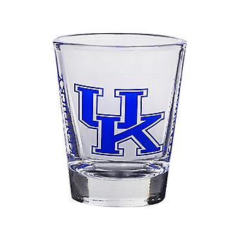Kentucky Wildcats NCAA Game Day Shot Glass