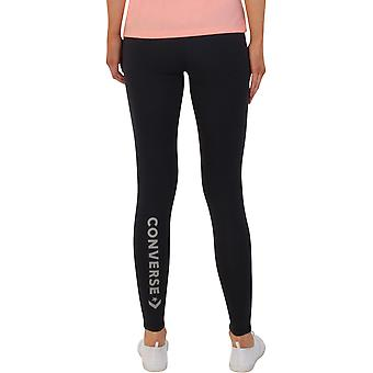 Converse Core Reflective Wordmark Leggings