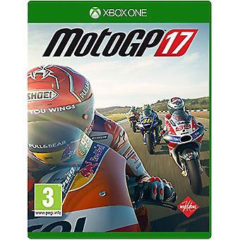 MotoGP 17 Xbox One-Spiel