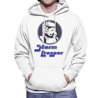 Originele Stormtrooper 70s Retro mannen Hooded Sweatshirt