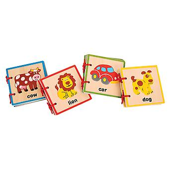 Bigjigs Toys Baby Books