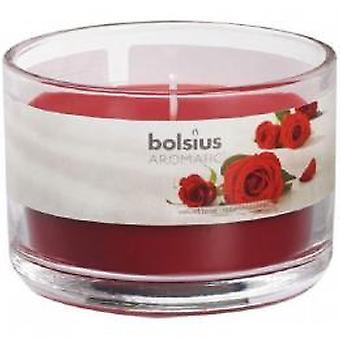 Baker smell glass 63/90 Velvet rose