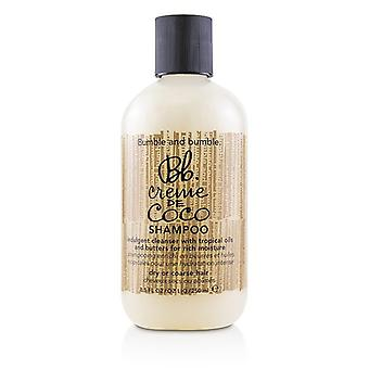 Bourdon et Bumble Bb. Creme De Coco shampooing (cheveux secs ou grossier) 250ml/8.5 on