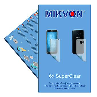 Samsung Galaxy S7 Edge screen protector- Mikvon films SuperClear (3x FRONT / 3x BACK) (reduced foil)