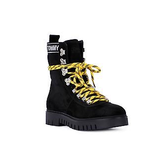 Tommy hilfiger hiking boot jeans fashion sneakers