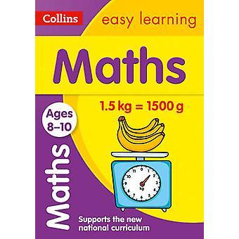 Matematikk alderen 8-10 av Collins Easy Learning - 9780007559824 bok