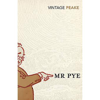 M. Pye de Mervyn Peake - livre 9780099283263