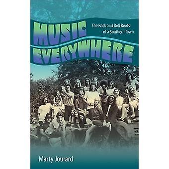 Musique dans le monde - le Rock and Roll des racines d'une ville du Sud de Marty