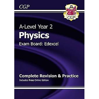New A-Level Physics - Edexcel Year 2 Complete Revision & Practice with