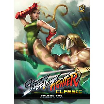 Street Fighter Classic - Volume 2 - Cannon Strike by Arnold Tsang - Alv