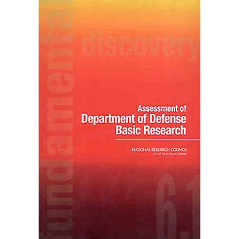 Assessment of Department of Defense Basic Research by Committee on De